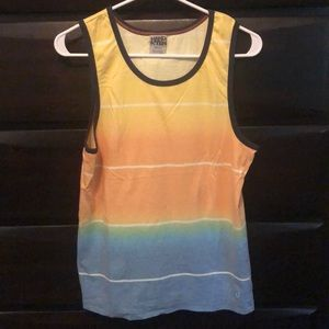 Multi-colored Tank Top